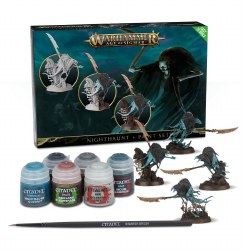 Warhammer: Age of Sigmar - Nighthaunt + Paint Set