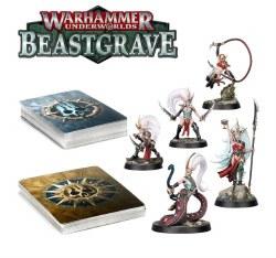 Warhammer Underworlds Beastgrave: Morgwaeth's Blade Coven