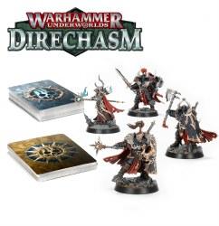 Warhammer Underworlds Direchasms: Khagra's Ravagers
