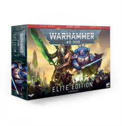Warhammer 40,000 9th Edition: Elite Starter Set