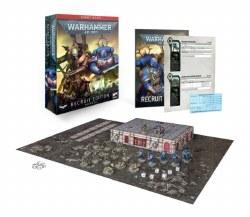 Warhammer 40,000: 9th Edition Recruit Starter Set