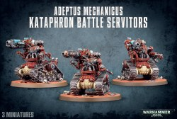 Warhammer 40,000: Adeptus Mechanicus Kataphron Breachers