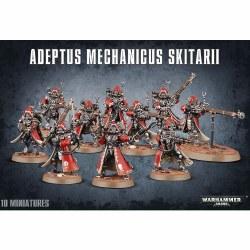 Warhammer 40,000: Adeptus Mechanicus Skitarri