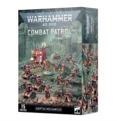 Warhammer 40,000: Adeptus Mechanicus Combat Patrol