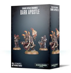 Warhammer 40,000: Chaos Space Marines Dark Apostle