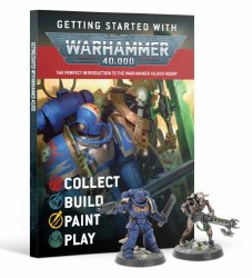 Warhammer 40,000 9th Edition Getting Started Guide