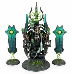 Warhammer 40,000 Necrons: Szarekh, The Silent King