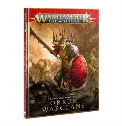 Warhammer Age of Sigmar: 3rd Edition Battletome Orrkuk Warclans