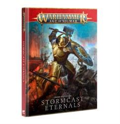 Warhammer Age of Sigmar: 3rd Edition Battetome Stormcast Eternals