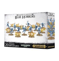 Warhammer: Age of Sigmar - Blue Horrors