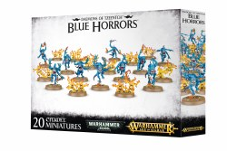 Warhammer Age of Sigmar: Daemons of Tzeentch Blue Horrors