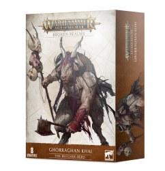 Warhammer Age of Sigmar: Broken Realms - The Butcher-Herd