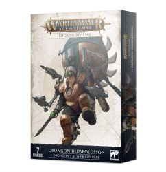 Warhammer Age of Sigmar: Broken Realms - Drongon's Aether-Runners