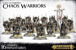 Warhammer Age of Sigmar: Slaves to Darkness Chaos Warriors Regiment