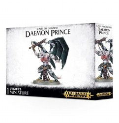 Warhammer Age of Sigmar: Slaves to Darkness Daemon Prince