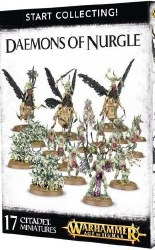 Warhammer: Age of Sigmar - Daemons of Nurgle Start Collecting Set