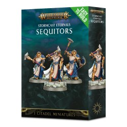 Warhammer Age of Sigmar: Stormcast Eternals Sequitors Easy to Build