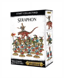 Warhammer Age of Sigmar: Start Collecting Seraphon