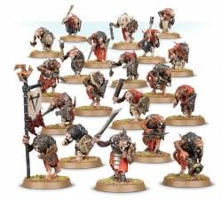 Warhammer Age of Sigmar: Skaven Clanrats