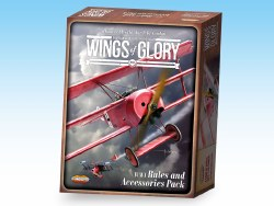 The Wings of Glory: WW1 Rules and Accessories Pack