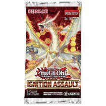 Yugioh Ignition Assault Booster Pack