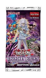 Yugioh Legendary Duelists: Immortal Destiny Booster Pack