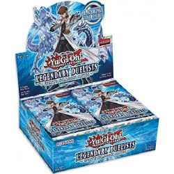 Yugioh Legendary Duelist: White Dragon Abyss Booster Box