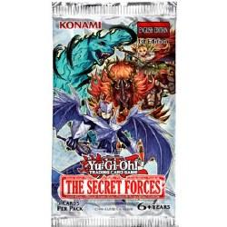 Yugioh Secret Forces Booster Pack