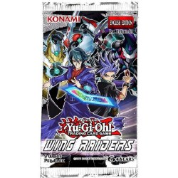 Yugioh Wing Raider Booster Pack