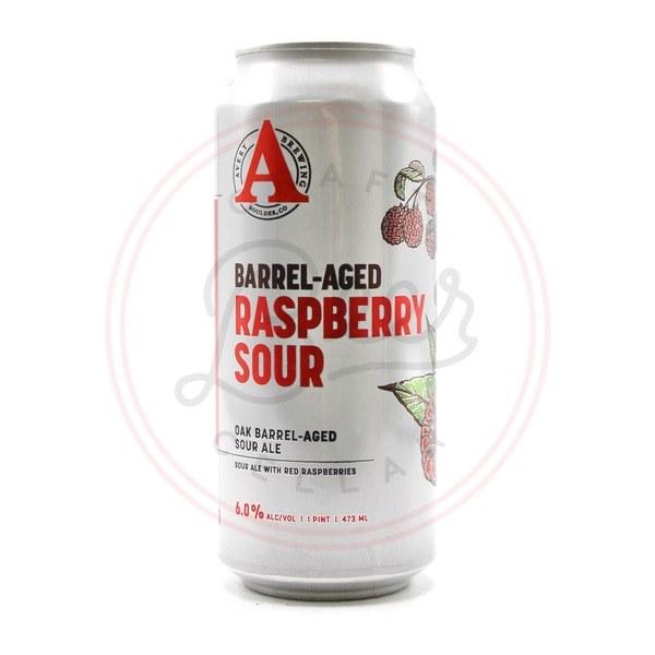 Ba Raspberry Sour - 16oz Can