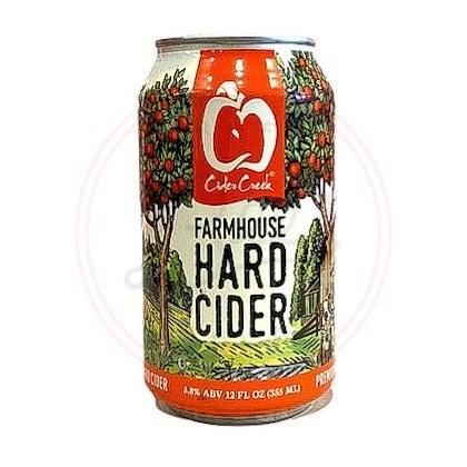 Farmhouse Cider - 12oz Can