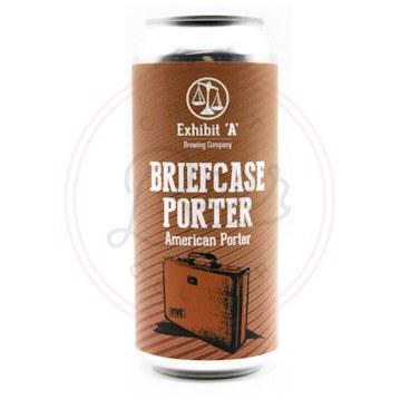 Briefcase Porter - 16oz Can