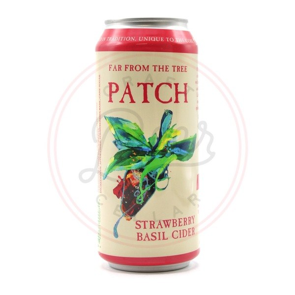 Patch - 16oz Can