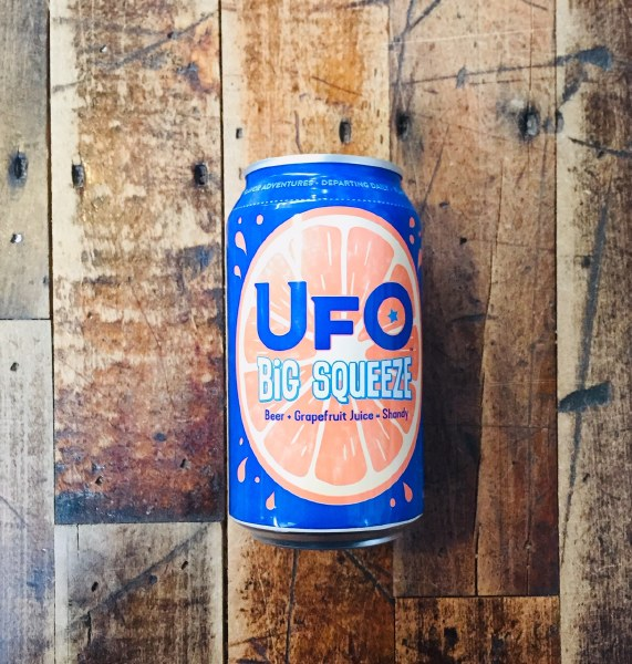 Ufo Big Squeeze - 12oz Can
