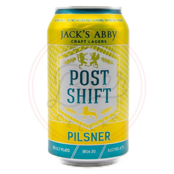 Post Shift - 12oz Can