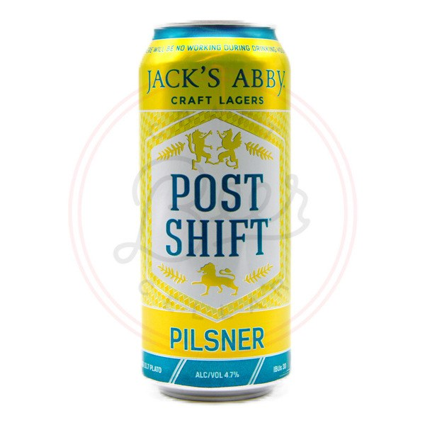 Post Shift - 16oz Can
