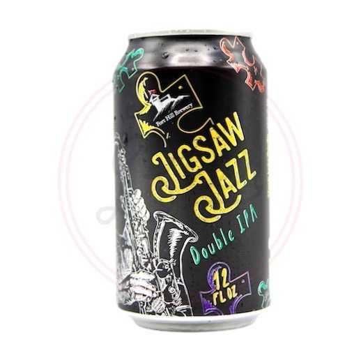 Jigsaw Jazz - 12oz Can