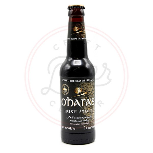 O'hara's Irish Stout - 330ml
