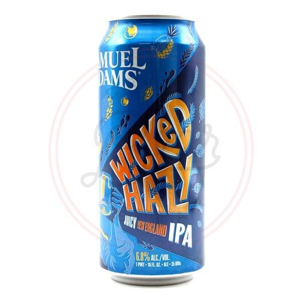 Wicked Hazy - 16oz Can