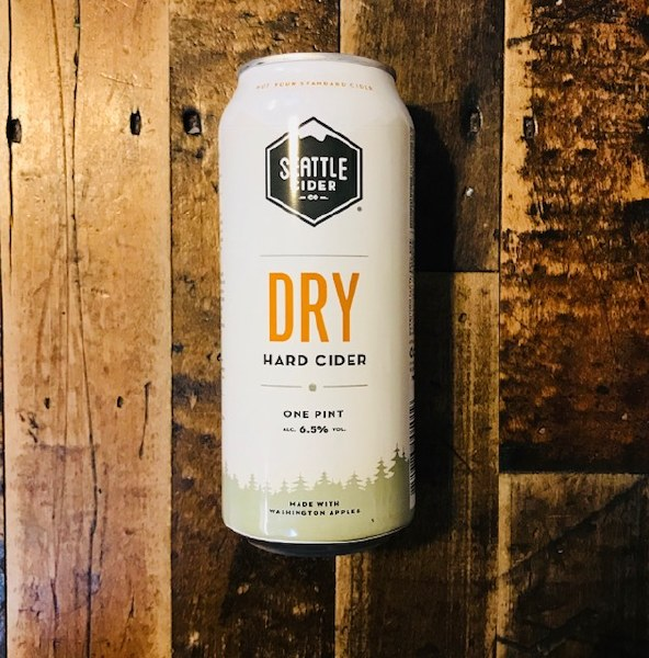 Dry Hard Cider - 16oz Can