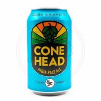 Cone Head - 12oz Can