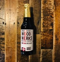 Wood Werks: Brown Rye - 12oz