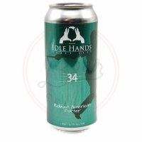 34 - 16oz Can