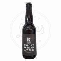 Export Porter 1750 - 330ml