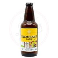 Farmhouse Lager - 12oz