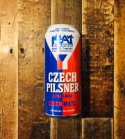 Czech Style Pilsner - 16oz Can