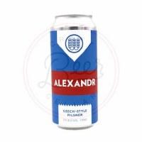 Alexandr '10 - 16oz Can