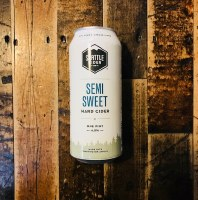 Semi Sweet Cider - 16oz Can