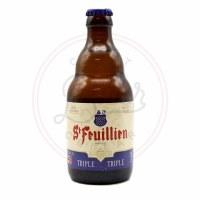 St Feuillien Triple - 330ml