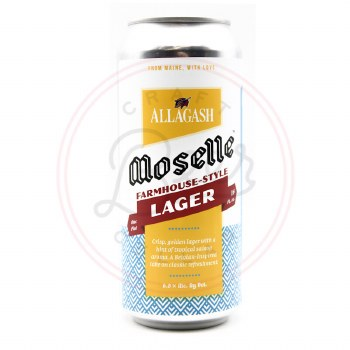 Moselle - 16oz Can
